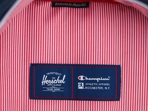 Herschel Supply Co. x Champion / Heritage Backpack