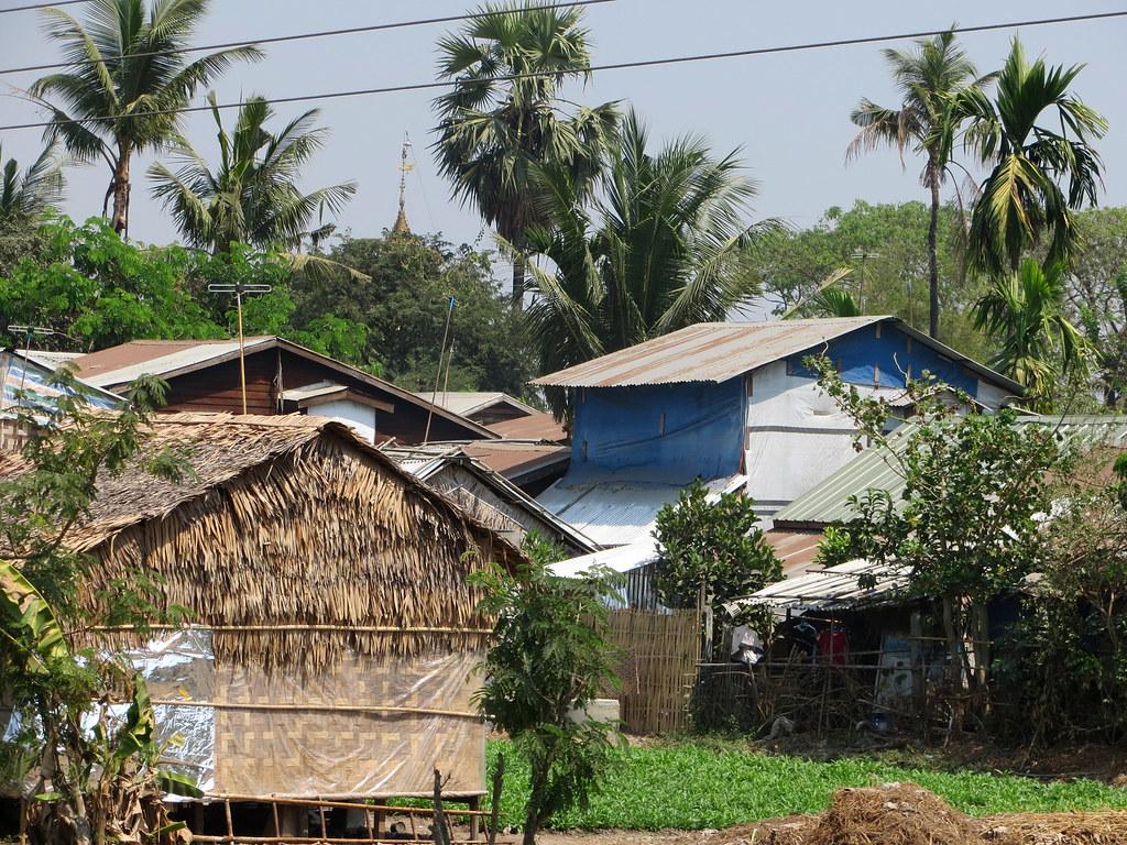 Bangkok ja Yangon 764