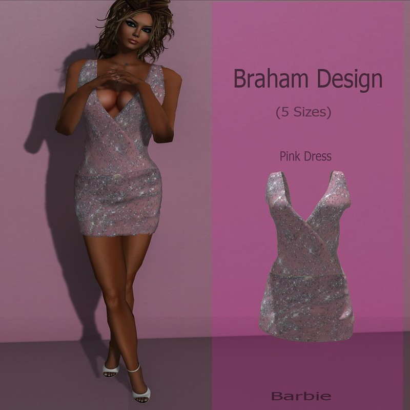 Braham Design-Barbie