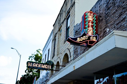 Blackmail Boot Co.