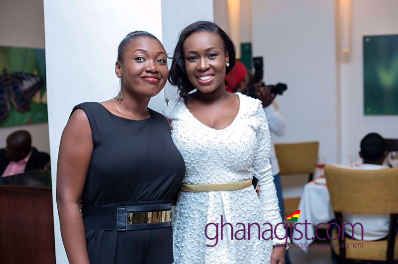 Rachel Ajaari birthday dinner - GhanaGist.Com