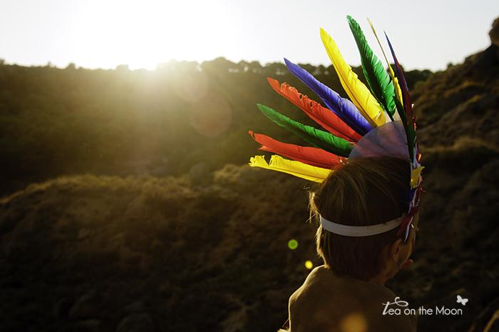 Disfraz Indios 05