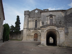 ABBAYE DE BASSAC - Photo of Douzat