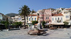Town square in Samos Town