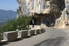 The fun Gorges on a road bike Image