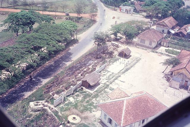 Gò Dầu Hạ (Tây Ninh) 1966-67 - Photo by William A. Wilde (2)