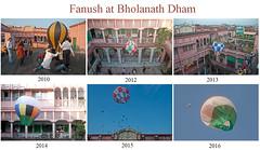 Fanush at Bholanath Dham, Kolkata