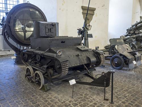 Carden-Loyd Patrol Car Mk VI