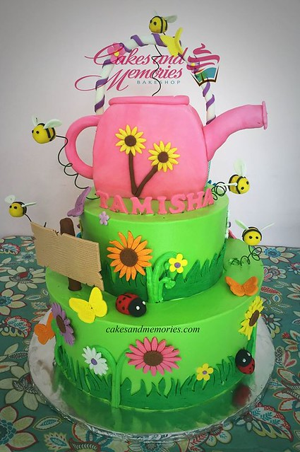 Cake from Cakes and Memories