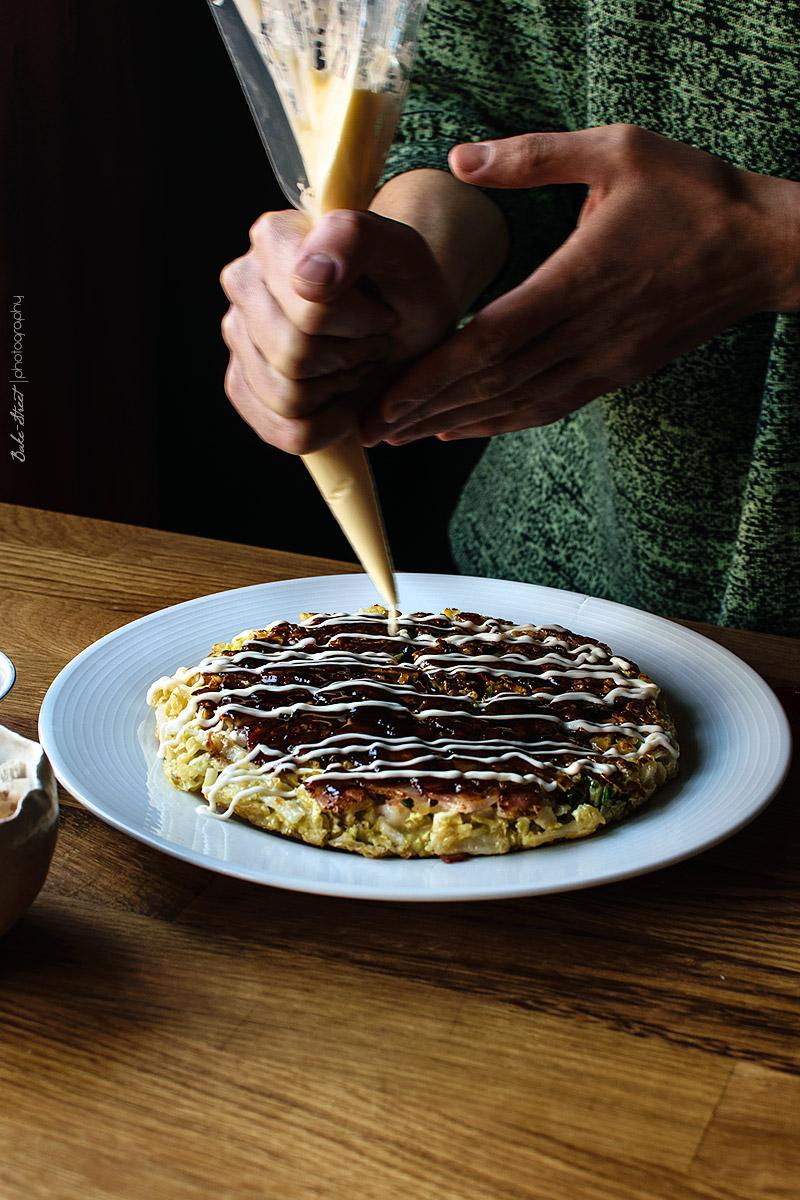 Okonomiyaki - Tortita japonesaaki-10