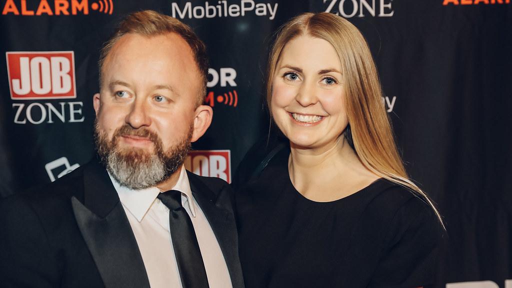 P3morgens Silje Nordnes og produsent Kåre gleder seg til festen!
