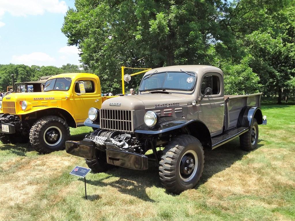 Flickr Photos Tagged Eyesondesign Picssr 1954 Dodge Power Wagon Crew Cab Pickup Truck
