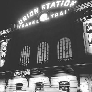 Image of Denver Union Station.