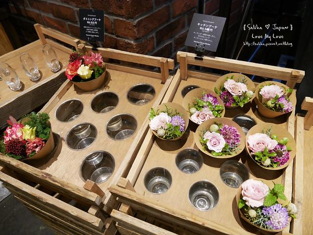 日本東京表參道花店咖啡館Aoyama Flower Market Tea House青山店  (12)