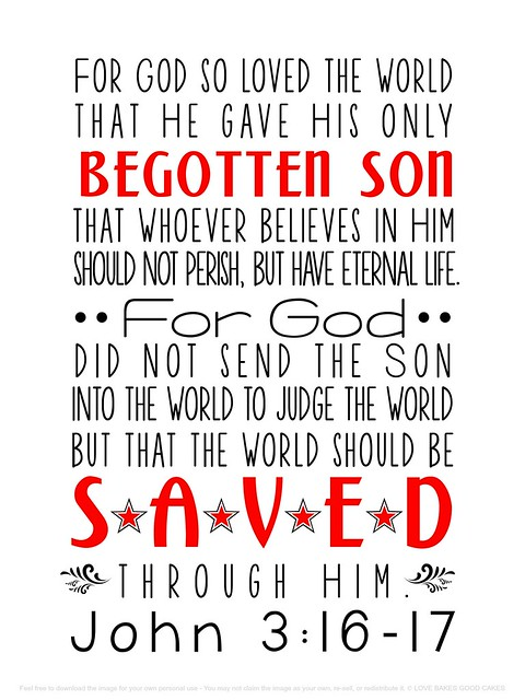 john 3:16-17 subway art printable