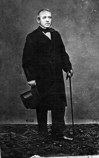 Gaspar Díaz de Labandero, alcalde de Toledo en el siglo XIX (c) Archivo Municipal de Toledo