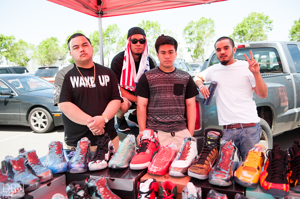 Alameda Sneaker Pop Up Event - 05.03.14