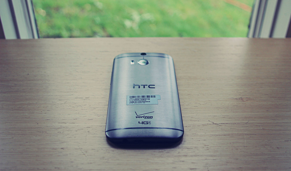 HTC One M8 from Verizon
