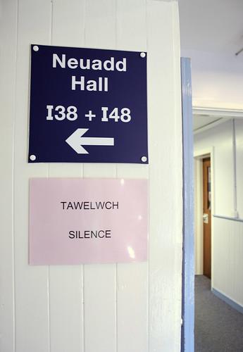 Tawelwch / Quiet