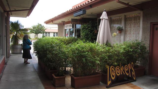 IMG_0164 Zookers restaurant Carpinteria Plein Air Painters show