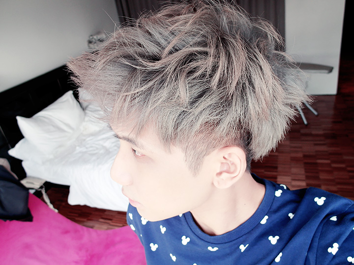 typicalben silver grey hair side view 1