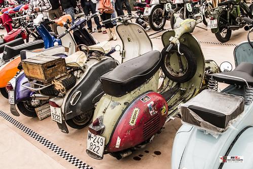 Feria motocicleta antigua penagos 2014