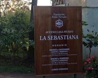La Sebastiana museum