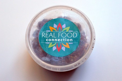 RealFood Connection granola