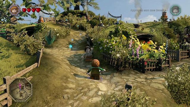 LEGO The Hobbit - Screenshot 1
