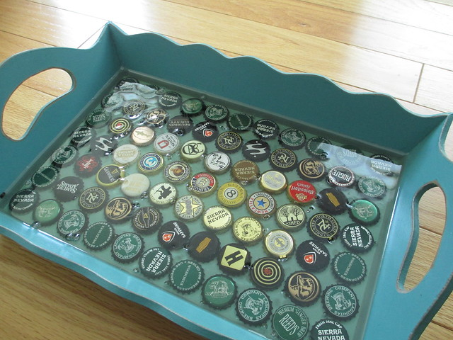 Bottlecap Tray