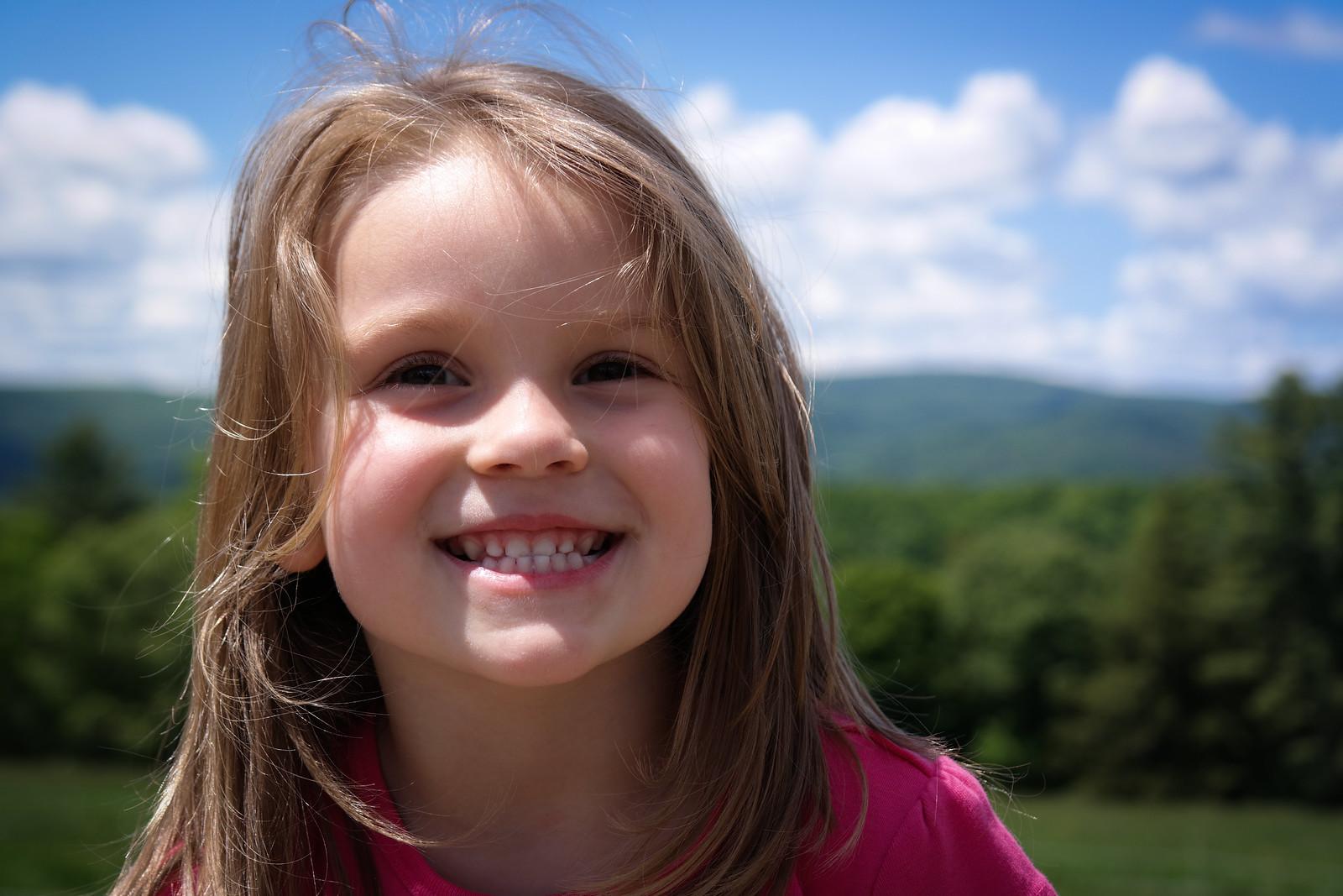 Smiling Bella