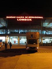 Lombok - finally!