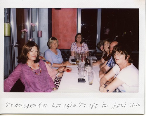 Transgender Euregio Treff im Juni 2014