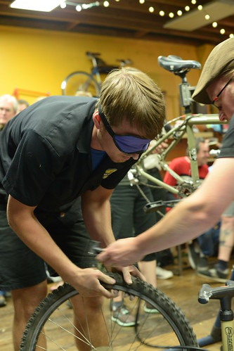 Bike Mechanic Challenge 2014