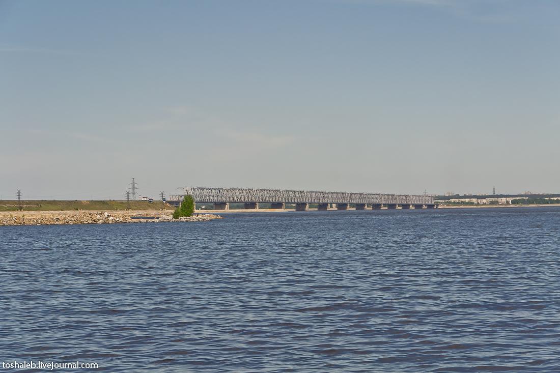Куйбышевское водохранилище-13