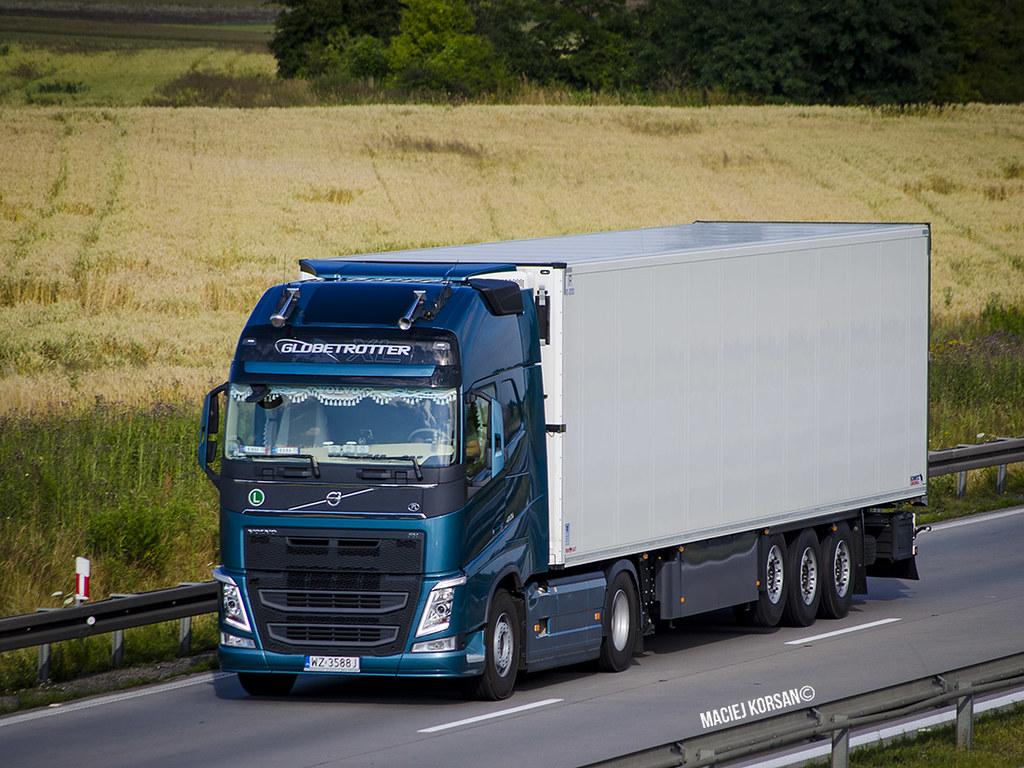 Volvo FH IV Globetrotter XL