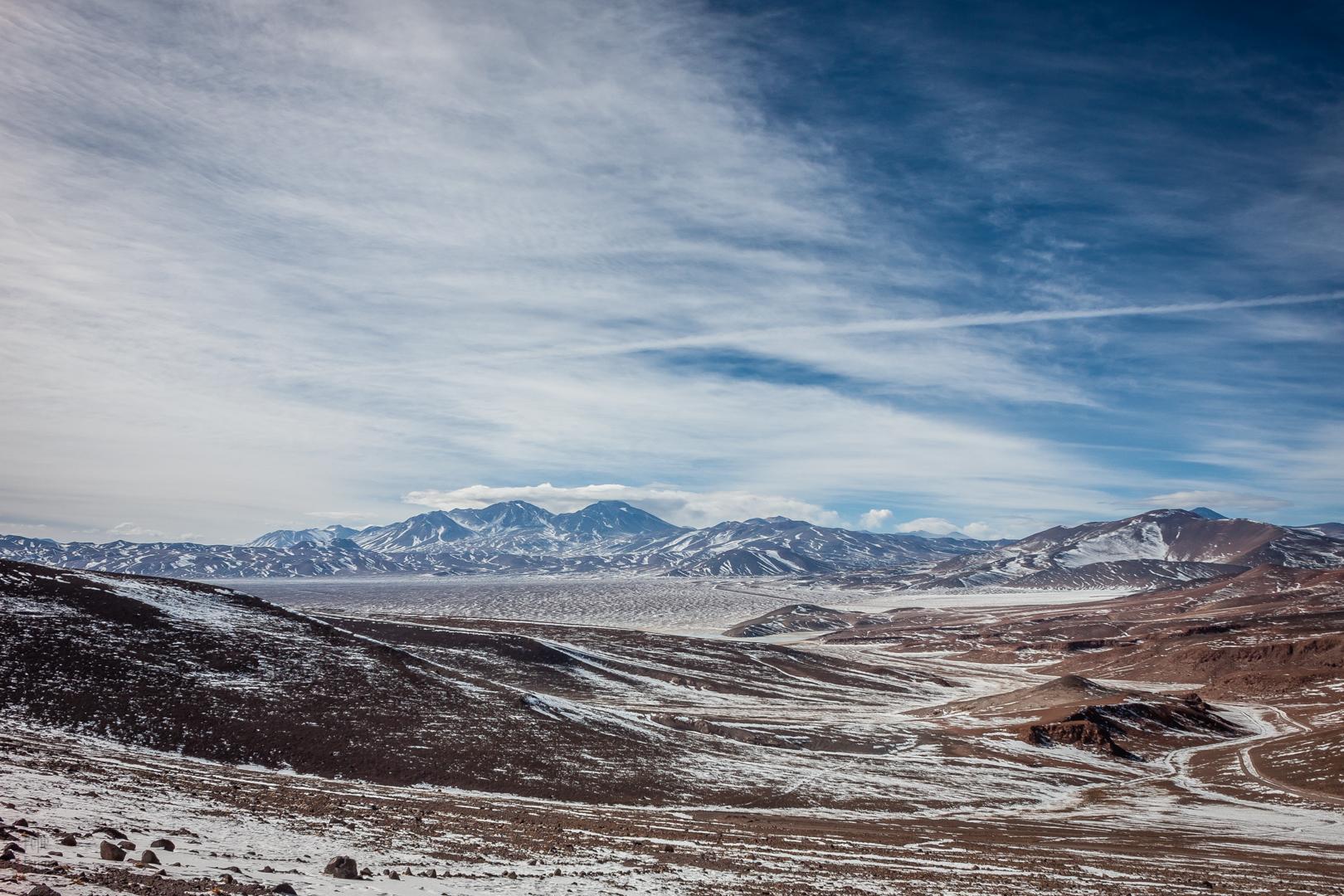 Parque Nacional Nevado Tres Cruces | Atacama