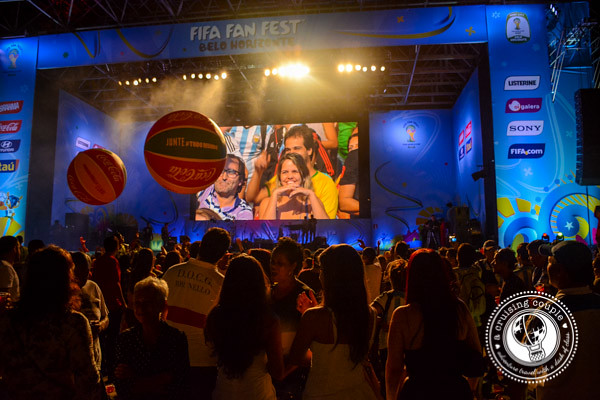 FIFA Fan Fest Brazil World Cup