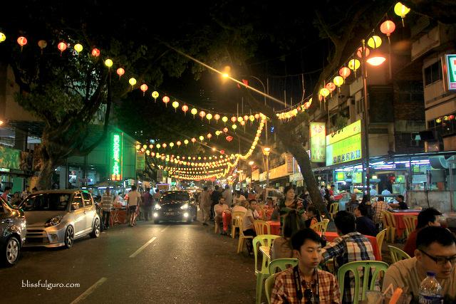 Kuala Lumpur Malaysia Jalan Alor
