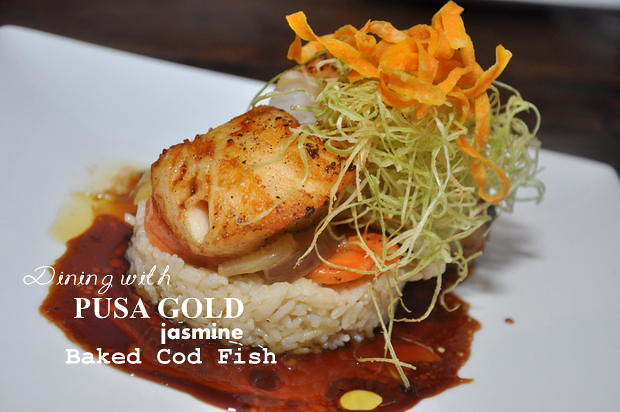 Dining with PUSA GOLD Jasmine 13
