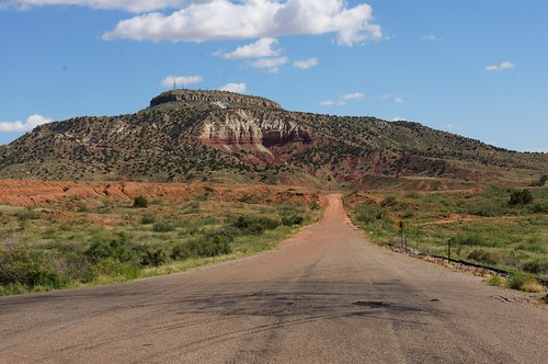 Tucumcari Mountain - Tucumcari, New Mexico