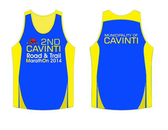 Cavinti Adventure trail singlet