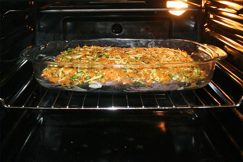 43 - Im Ofen backen / Bake in oven