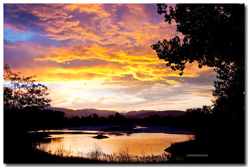summer sky nature clouds canon landscape colorado colorful seasons lakes sunsets ponds coloradosunset bouldercounty jamesboinsogna h33d88241 h33d88241a