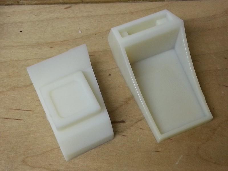 Printed Rangefinder Bits
