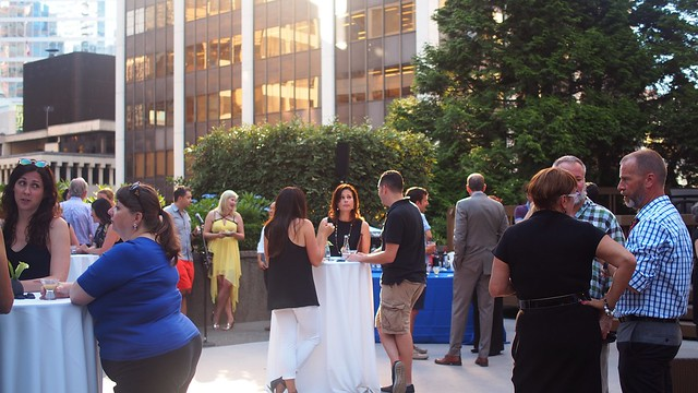 Rooftop Pool Party | Four Seasons Hotel Vancouver