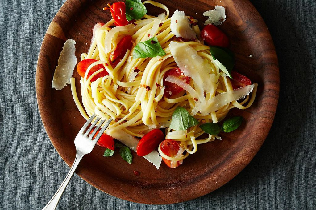 Martha Stewart's One-Pan Pasta
