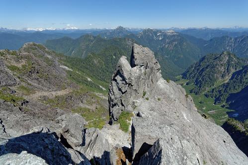 Crown Mountain, 27 Jul 2014