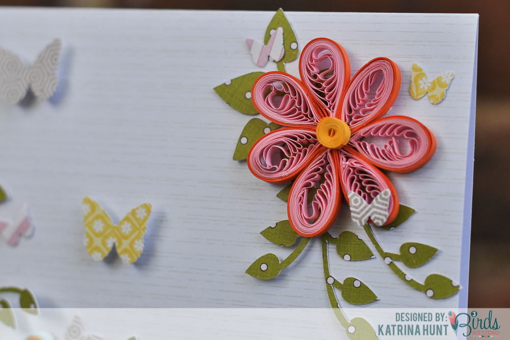 Quilled Flower Card_2014-7-10_KHunt-2