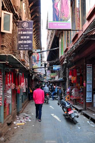 Nepal - Kathmandu - Street Life - 42
